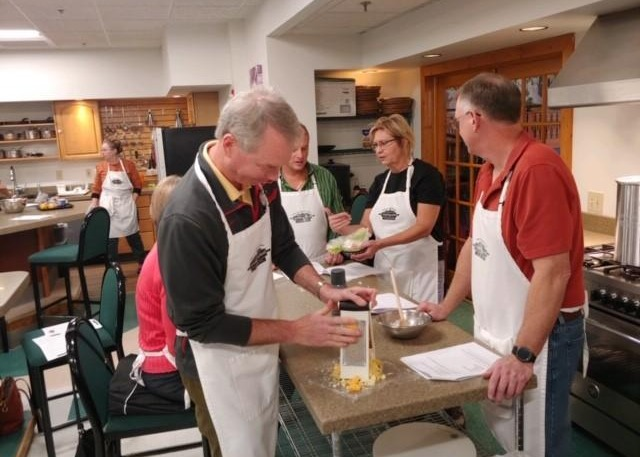2019 Private Cooking Class Event | The Cooking School at Jungle Jim's | Fairfield Ohio